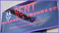 The Bent, Folded & Spindled Gallery