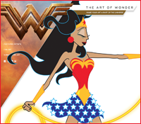 Art of Wonder Woman